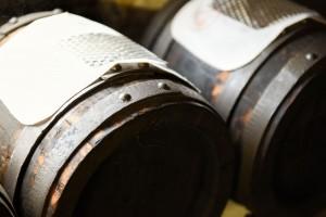 バルサミコ熟成樽