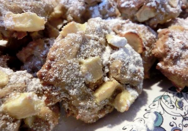 リンゴのザクザククッキー